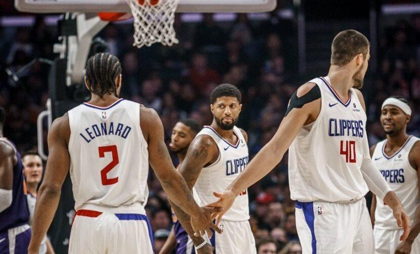 George logró 24 puntos y los Clippers siguen dominando a los Suns
