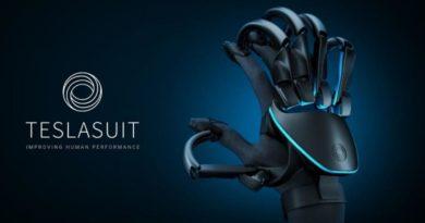 Los nuevos guantes de Teslasuit permitirán sentir cualquier objeto virtual como real