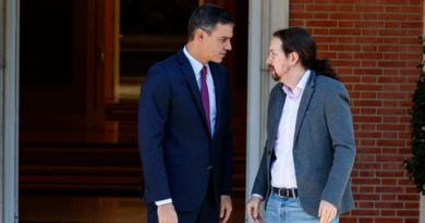 PSOE y Unidas Podemos ultiman un programa con acento social y feminista