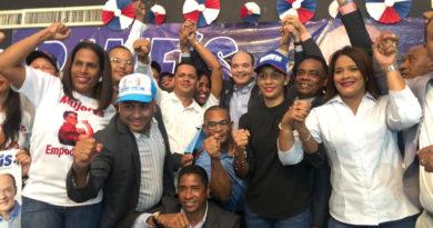 Ramfis Domínguez Trujillo asegura blindará la Constitución