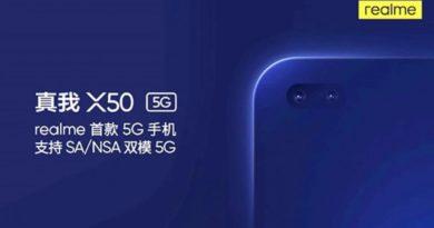 Realme X50, el primer móvil 5G de Realme está a la vuelta de la esquina