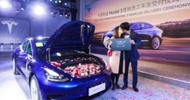Tesla entrega los primeros Tesla Model 3 baratos fabricados en China, el siguiente paso es Europa