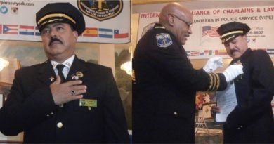 Alianza Internacional de Capellanes integra coordinador externo Ultramar Gonzalo 2020 con rango de General