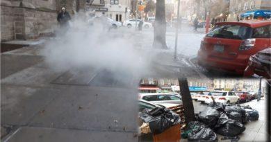 Contaminación, humaredas, pestilencia, ratas y montones de basura afectan sectores del Alto Manhattan