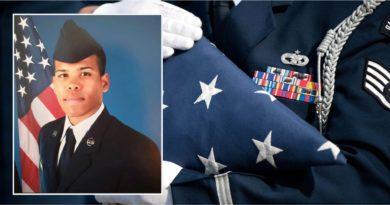 La Fuerza Aérea de EEUU investiga deceso de aviador de origen dominicano hallado muerto en dormitorio de base en Texas