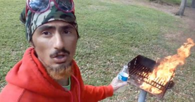 Musulmán supremacista de Nueva Jersey amenazaba en youtube con quemar vivos militares, hispanos, negros, blancos, animales y aves