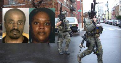 Pareja perpetró ataque en Nueva Jersey era del Movimiento Hebreo Negro y buscada por el asesinato de un taxista de Uber