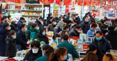 Último balance de víctimas del coronavirus: 54 muertos, más de 300 nuevos casos en China