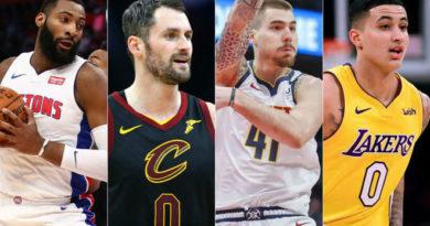 Los 10 mejores 'regalos' de Reyes Magos que podrían recibir los equipos de la NBA