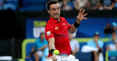 Bautista se queda sin rivales en la Copa del Mundo ATP