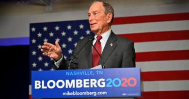 Bloomberg asegura estar dispuesto a gastar 1.000 millones de dólares para derrotar a Trump