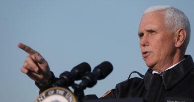 """Pence: Irán está instruyendo a sus milicias aliadas """"para que no ataquen objetivos estadounidenses"""""""