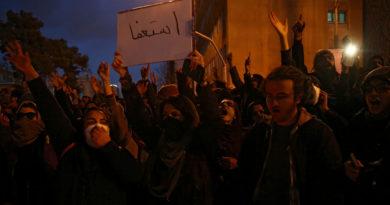 Trump expresa su apoyo a los manifestantes de Irán
