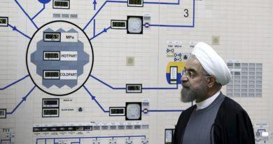 Rohaní anuncia que Irán está enriqueciendo uranio a un nivel más alto que antes de la firma del acuerdo nuclear de 2015