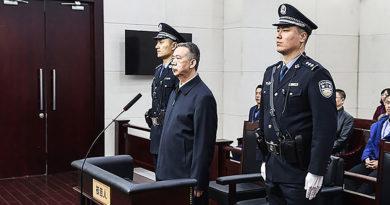 Condenan a más de 13 años de prisión a Meng Hongwei, exjefe de Interpol