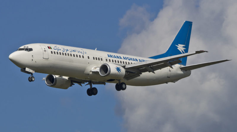 Se reporta el siniestro de un avión de Ariana Afghan Airlines pero la aerolínea dice que no se trata de una de sus aeronaves