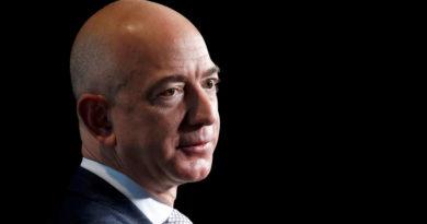 Jeff Bezos aumenta su fortuna en 13.200 millones de dólares en 15 minutos