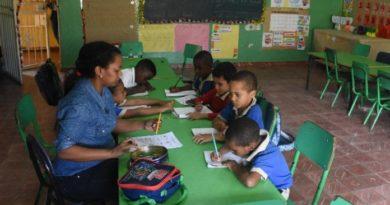 Baja asistencia escolar primer día del 2020