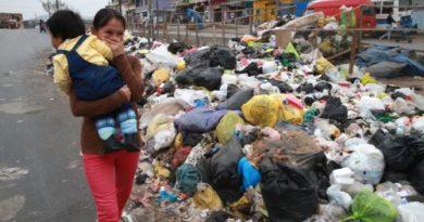 Ven alcaldía SDE descuida retiro de la basura