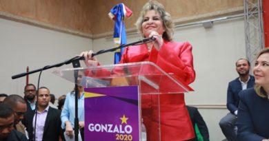 Alexandra Izquierdo dice el PLD y aliados ganarán abrumadoramente las elecciones municipales