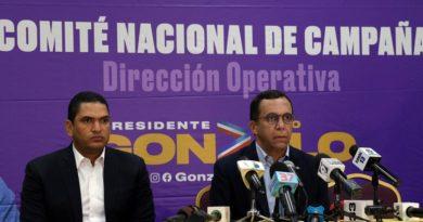 Andrés Navarro enfatizó que el PLD ganará el 70% o más de todas las candidaturas a cargos municipales a nivel nacional