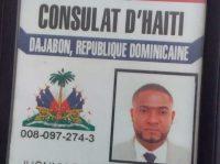Apresan diplomático haitiano por intentar entrarcompatriotas de manera ilegal a RD
