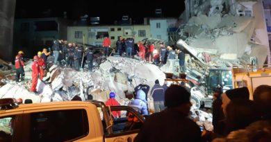 Ascienden a 31 las víctimas mortales por el terremoto de Turquía