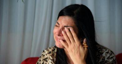 La desesperación de una madre dominicana cuyo hijo, marine estadounidense, está en Irak