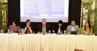 DICOM realiza conversatorio con microempresarios de comunicación de varias provincias del país