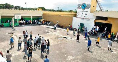 Dirección General de Prisiones informa sobre fallecimiento de un interno y otros dos heridos en la Penitenciaría Nacional de la Victoria.