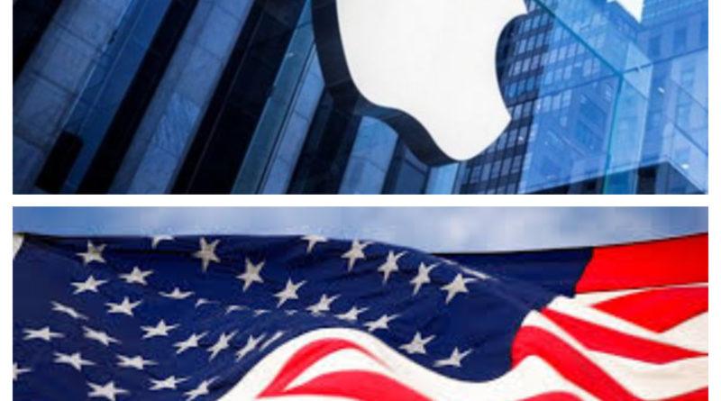 EEUU y Apple enzarzados de nuevo por el iPhone de un sospechoso de tiroteo