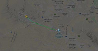 TERRIBLE :Un Boeing ucraniano con más de 170 personas a bordo se estrella en Irán sin dejar sobrevivientes