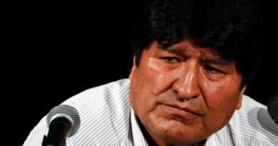 """Evo Morales defiende la creación de milicias en Bolivia """"para garantizar la paz"""" y matiza que ya hay un cuerpo similar"""