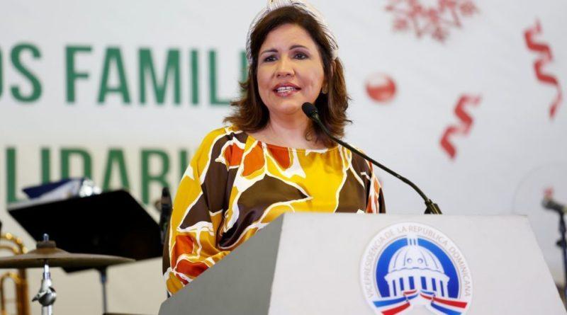 Margarita Cedeño marca distanciamiento de agenda electoral del PLD; creen envía señales