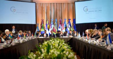 "Haití se suma al Grupo de Lima para ""lograr elecciones libres"" en Venezuela"
