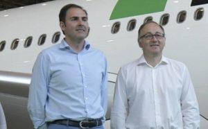 IAG designa a Javier Sánchez Prieto como presidente de Iberia