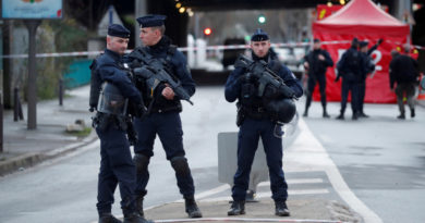 La Fiscalía antiterrorista francesa se incorpora a la investigación del ataque con cuchillo en París