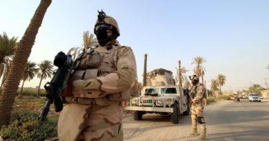 La milicia Kataib Hezbolá advierte a los militares iraquíes que se alejen de las bases militares de EE.UU. en Irak