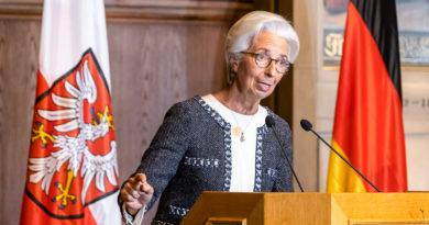 Lagarde: PIB per cápita de la UE sería un 20% menor sin integración