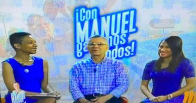 Estrenan propuesta televisiva Con Manuel Ganamos Todos