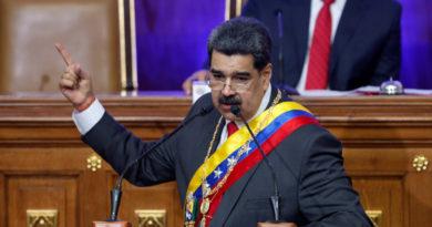 """Maduro amenaza con """"reventar los dientes"""" a Colombia y Brasil si agreden a Venezuela"""