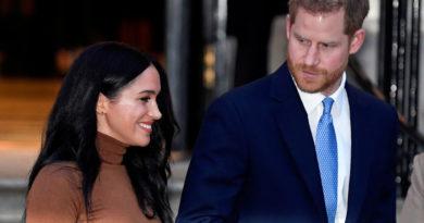 Meghan Markle se aleja de la Casa Real británica... y se acerca a Disney