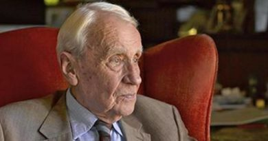 """Muere Christopher Tolkien, hijo del autor de """"El señor de los anillos"""""""