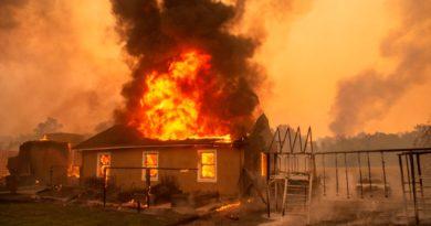 Mueren cuatro niños en un incendio en Miami