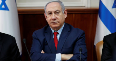 """Netanyahu advierte a su Gobierno que Israel """"no debe ser arrastrado"""" a un conflicto entre EE.UU. e Irán"""