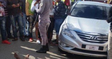 Uno de dos presuntos asaltantes cae abatido por la Policía en Higüey