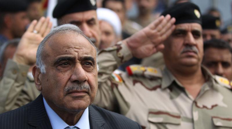 """Primer ministro iraquí: """"EE.UU. nos avisó sobre los planes de asesinar a Soleimani minutos antes del ataque y lo efectuó sin nuestro permiso"""""""