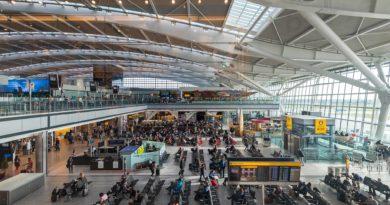 Reino Unido eleva el nivel de riesgo de contagio del coronavirus