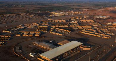 Reportan ataque con misiles contra una base aérea en Irak que alberga tropas de EE.UU.