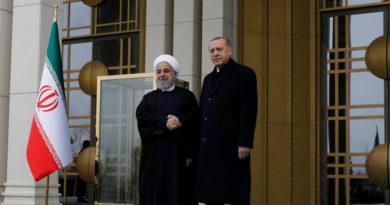 """Rohaní a Erdogan: """"Si permanecemos en silencio ante los actos del agresor, esto los hará más fuertes"""""""